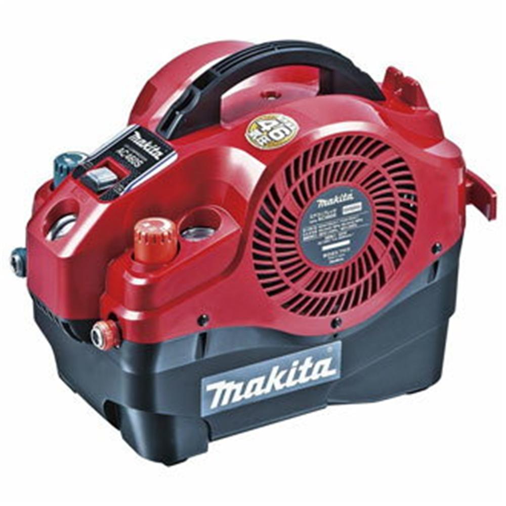 マキタ 内装エアコンプレッサー (一般圧・高圧) 3L AC460SR