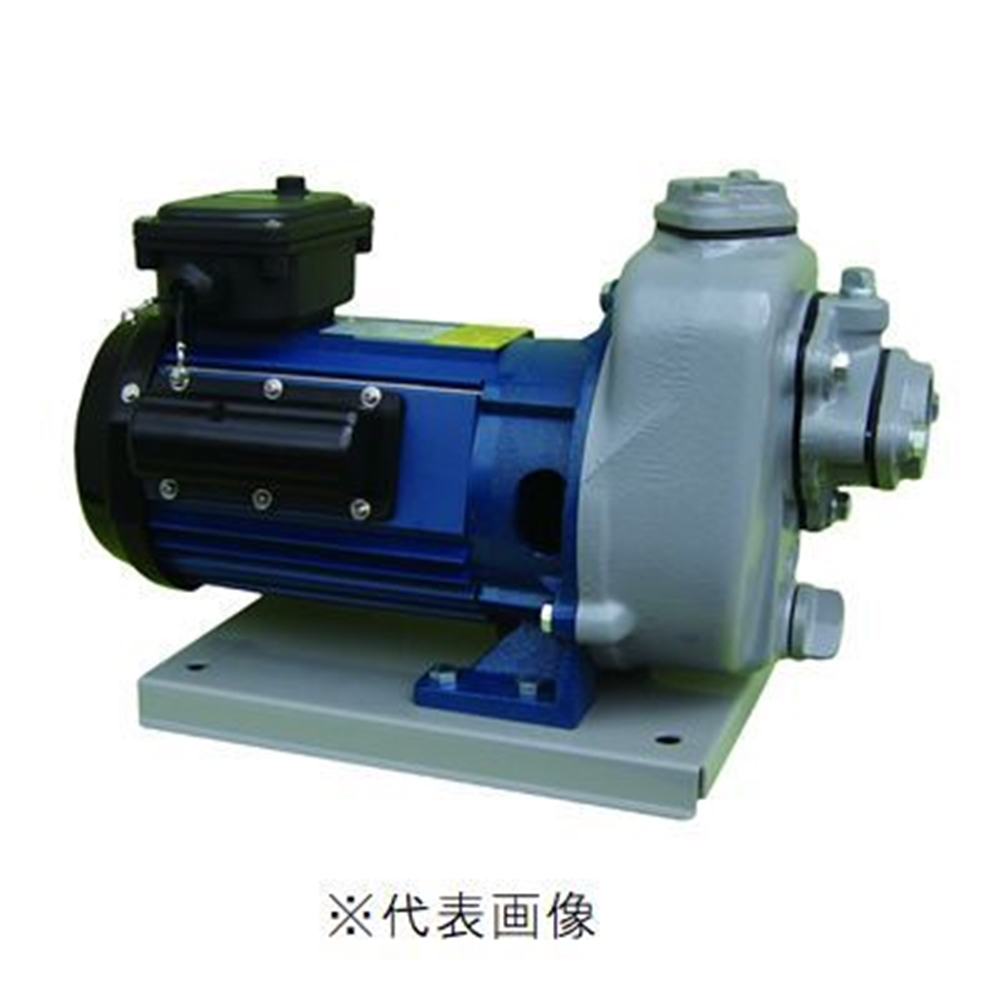 寺田ポンプ製作所 セルプラポンプ 全閉外扇屋外形電動機付 MPT2-0041TR(60Hz 三相200V)