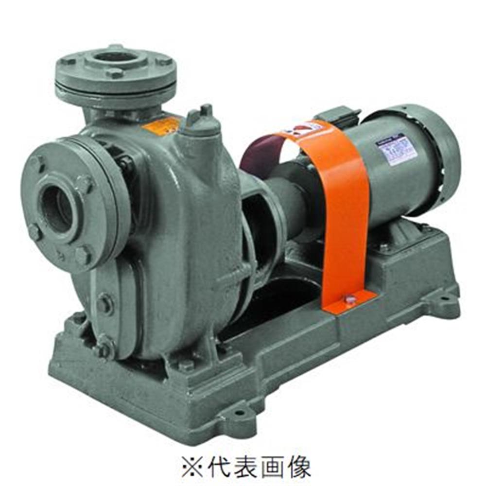 寺田ポンプ製作所゚ セルプラポンプ 鋳鉄製グランド式 O-2GS(60Hz 単相100V)