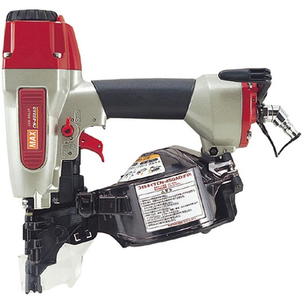 MAX 釘打ち機 常圧コイルネイラ CN450AD(FP)