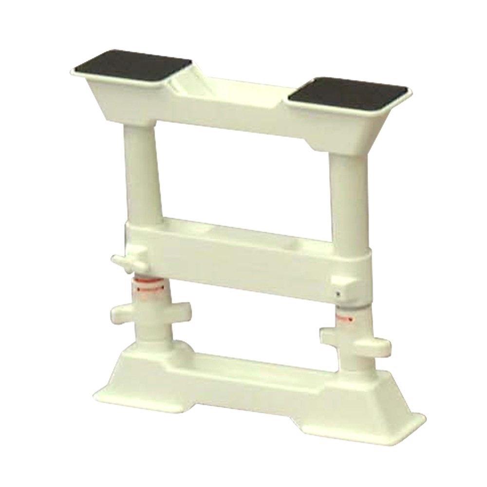 値下げ アイリスオーヤマ IRIS 防災用品 一部予約 家具転倒防止伸縮棒S H型 1コ=2ホンセット 高さ30~45cm SP30W