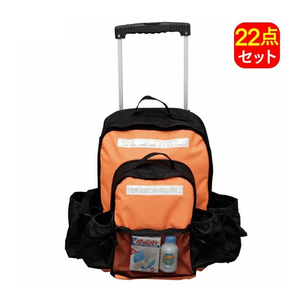 アイリスオーヤマ 避難リュックセット家族用22点 O-HR-22K, このえパン 616d928b