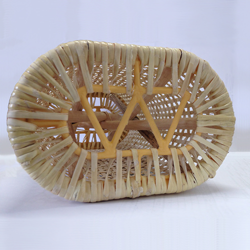 Rattan pillow Wisteria pillow 30 cm x 18 cm x 12 cm Wicker pillow 100% Indonesia rattan