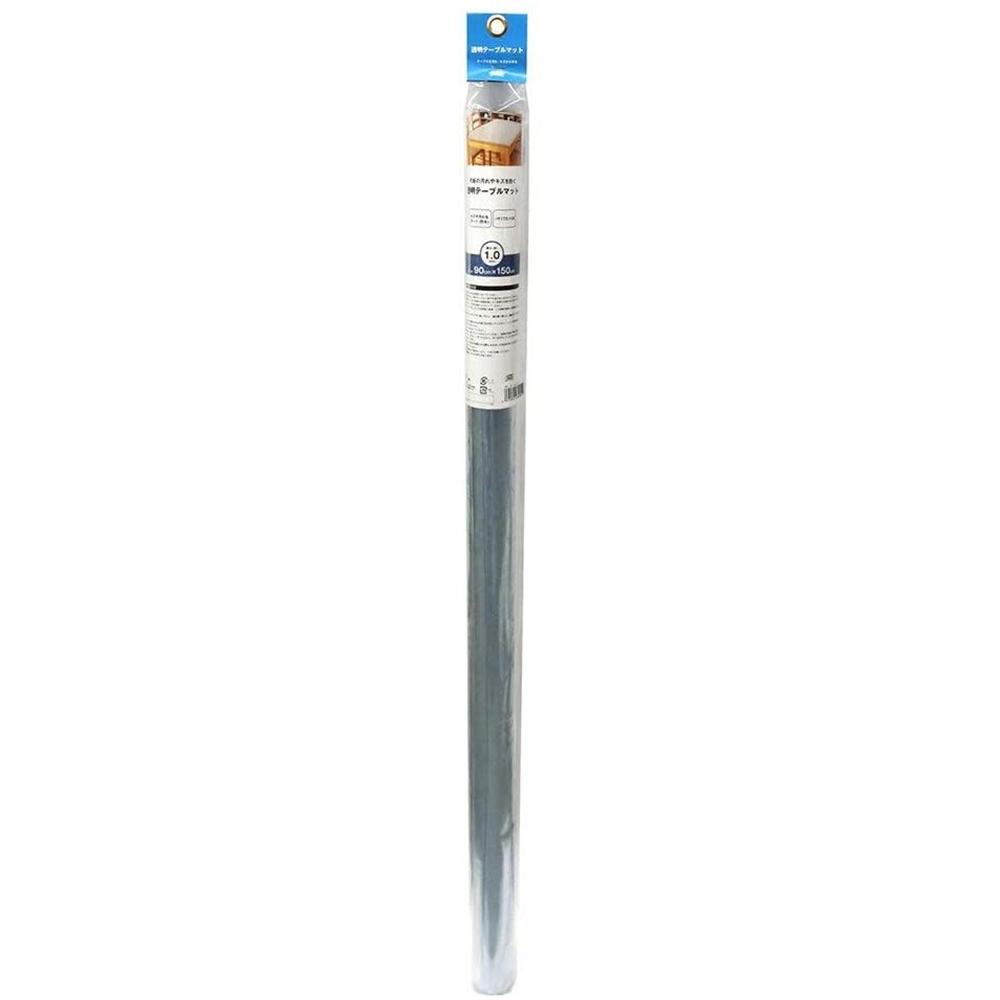 MEIWA 明和グラビア 大幅にプライスダウン 透明テーブルマット 90cm×150cm×1.0mm厚 SKT-9015 テーブルクロス 直営限定アウトレット