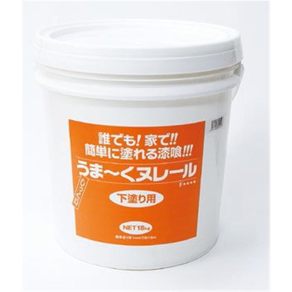 日本プラスター うま~くヌレール 【下塗り用】 18kg