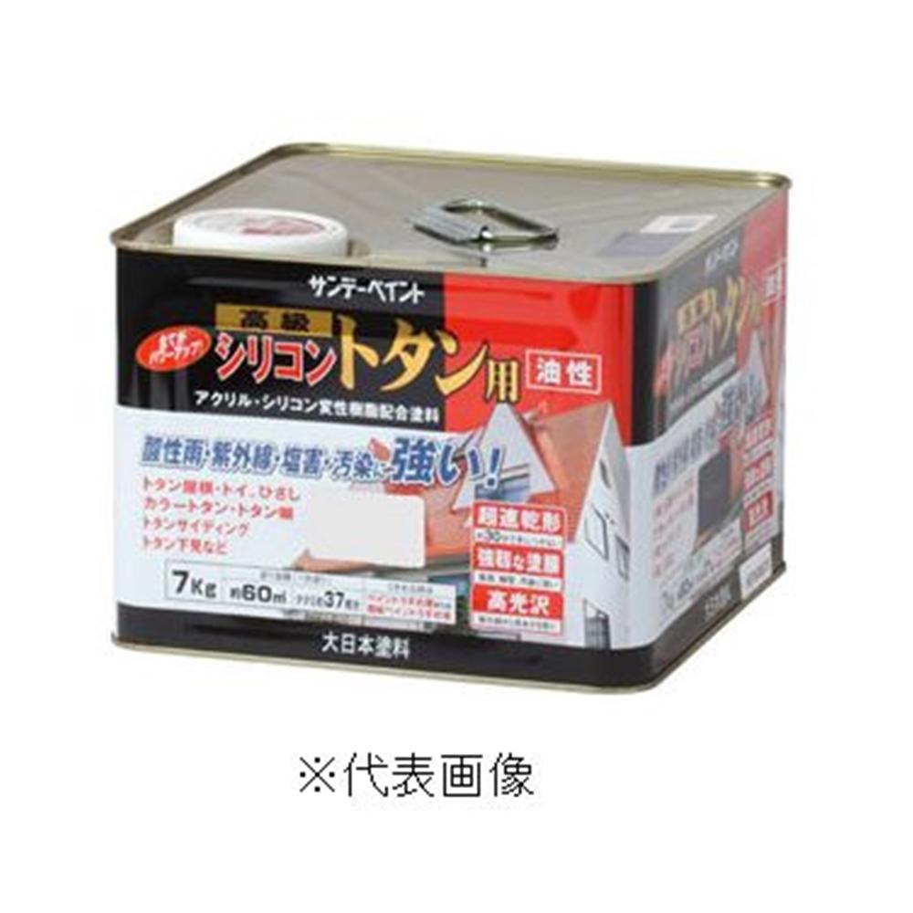 サンデーペイント 油性シリコントタン用(青) 【7kg】