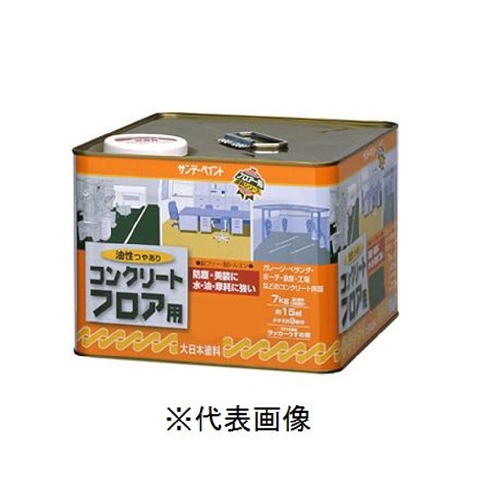 売れ筋ランキング サンデーペイント 新� �料無料 油性コンクリートフロア用 若竹色 7kg