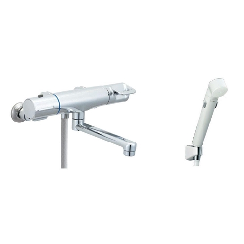 LIXIL(リクシル) サーモスタット付シャワーバス水栓(スイッチシャワー) RBF-712W