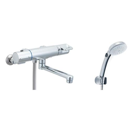LIXIL(リクシル) サーモスタット付シャワーバス水栓(スイッチシャワー) RBF-714W