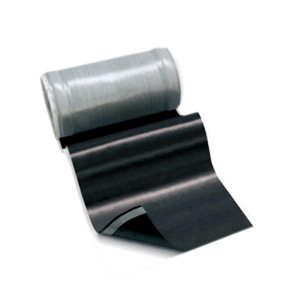 HONMA ホンマ製作所 ワカフレックス(黒) 幅280mm×長さ5m 501214001