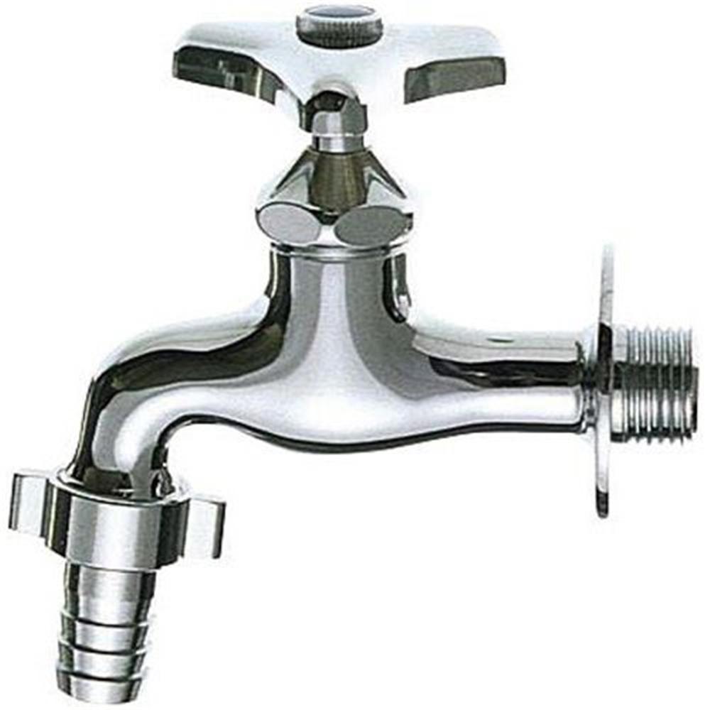 三栄水栓 SANEI カップリング横水栓《単水栓/横水栓・ホーム水栓》 [Y30V-25]