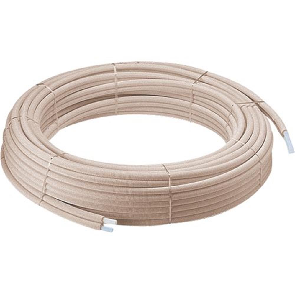 三栄水栓 SANEI 保温材付ペア樹脂管(バスルーム用) T421-862-10A