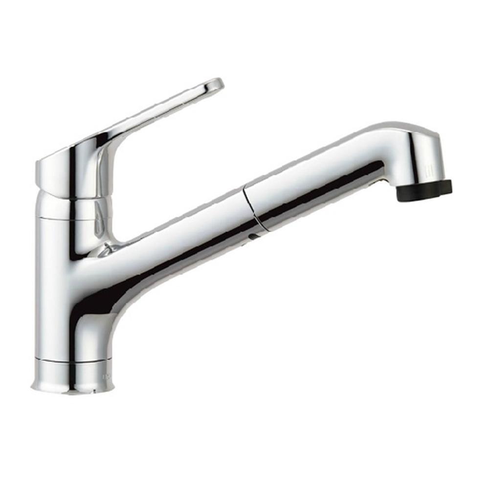 LIXIL(リクシル) (ワンホールタイプ) ハンドシャワー付シングルレバー混合水栓(エコハンドル) RSF-833Y