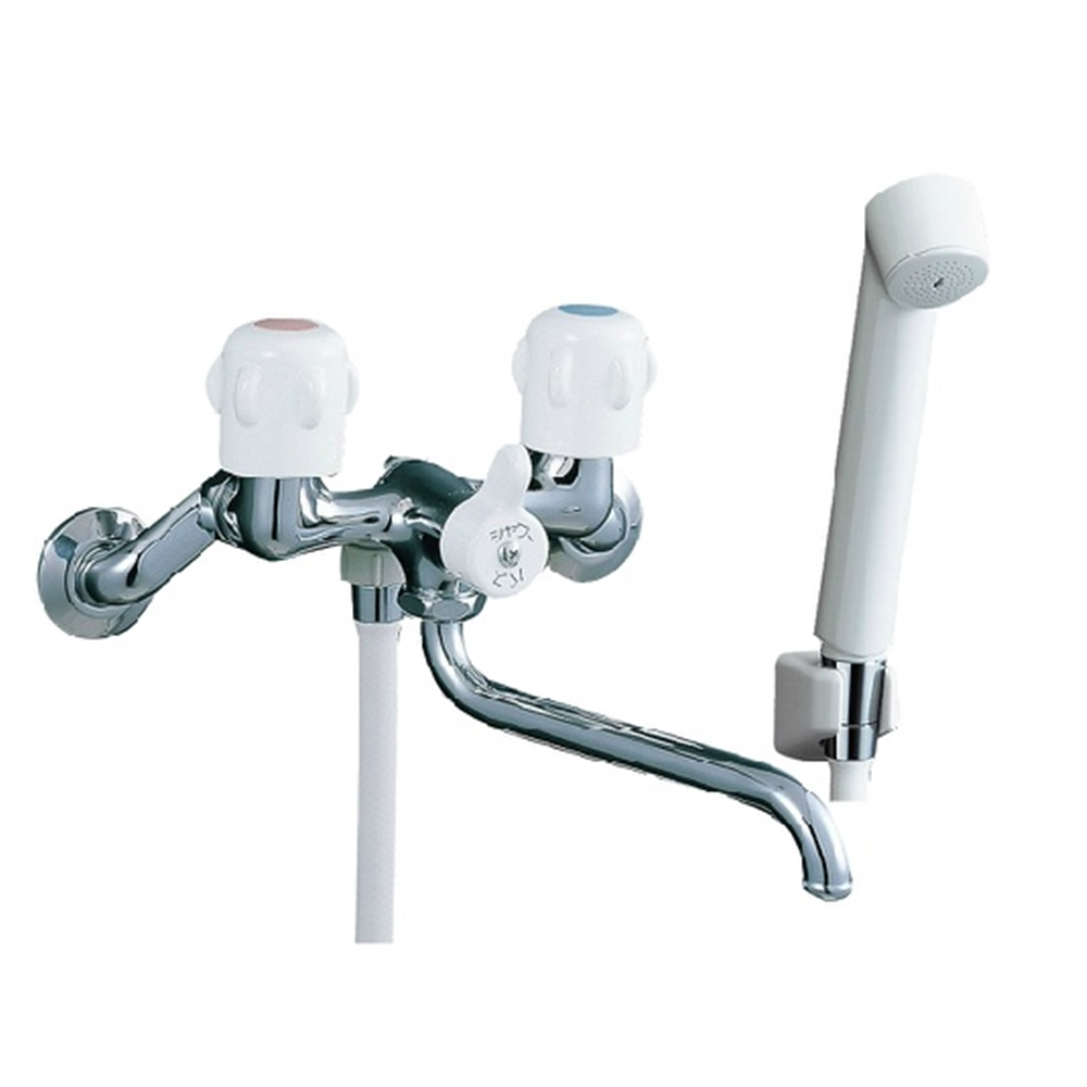LIXIL(リクシル) 2ハンドルシャワーバス水栓 RBF-891N