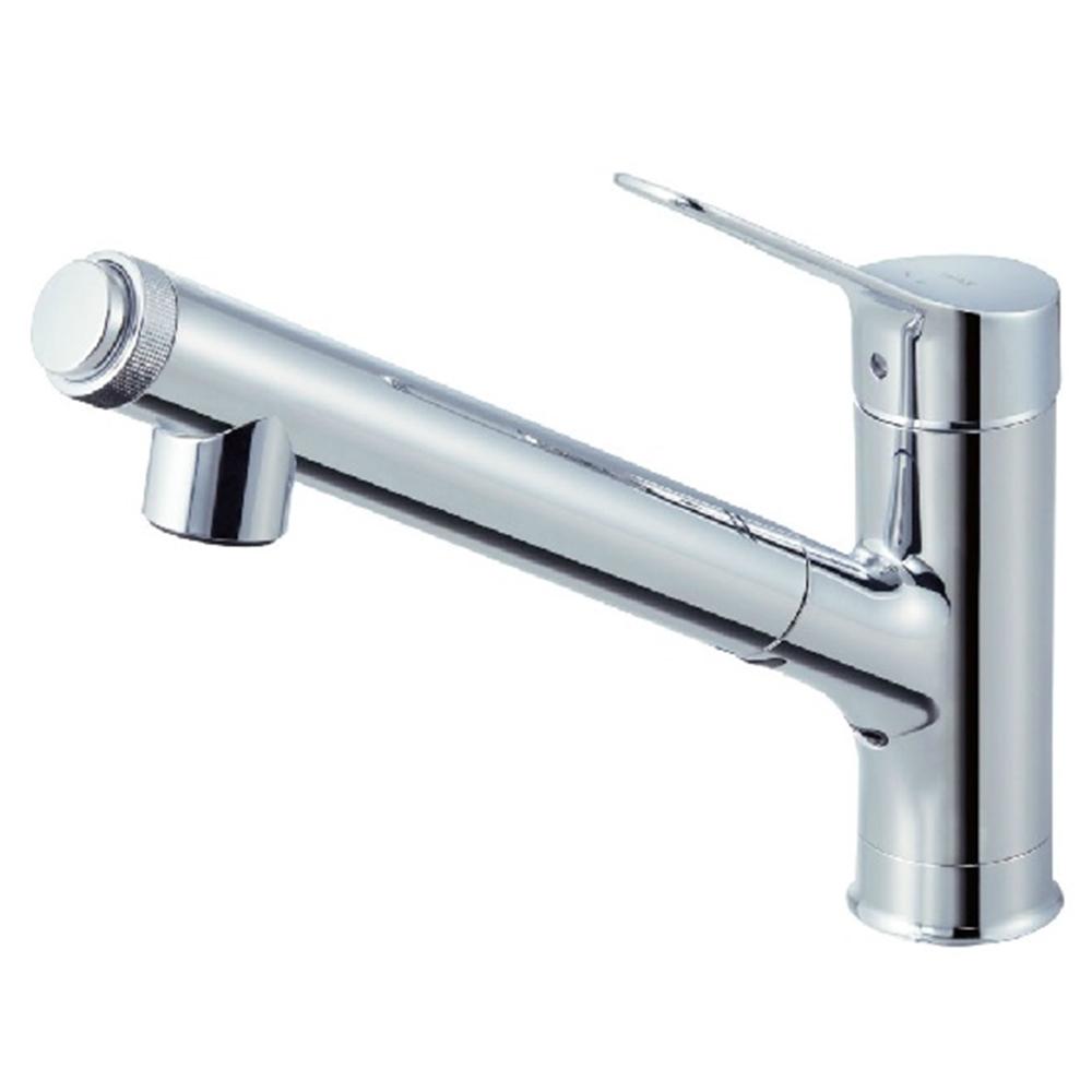 LIXIL(リクシル) ハンドシャワー付浄水器内蔵型シングルレバー混合水栓(エコハンドル) RJF-971Y