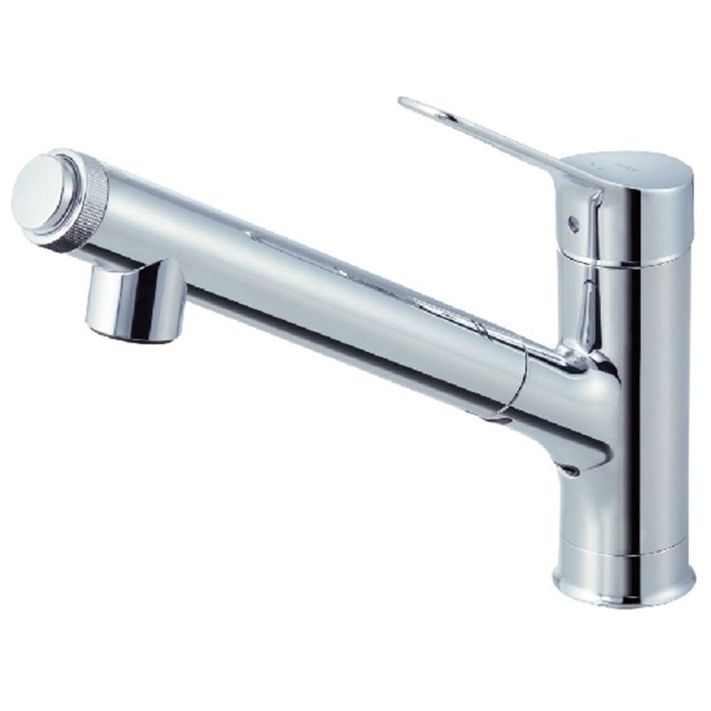 LIXIL(リクシル) (ワンホールタイプ) ハンドシャワー付浄水器内蔵型シングルレバー混合水栓(エコハンドル) RJF-971YN