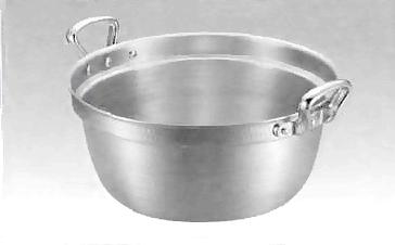 アカオアルミ DON打出料理鍋 45cm