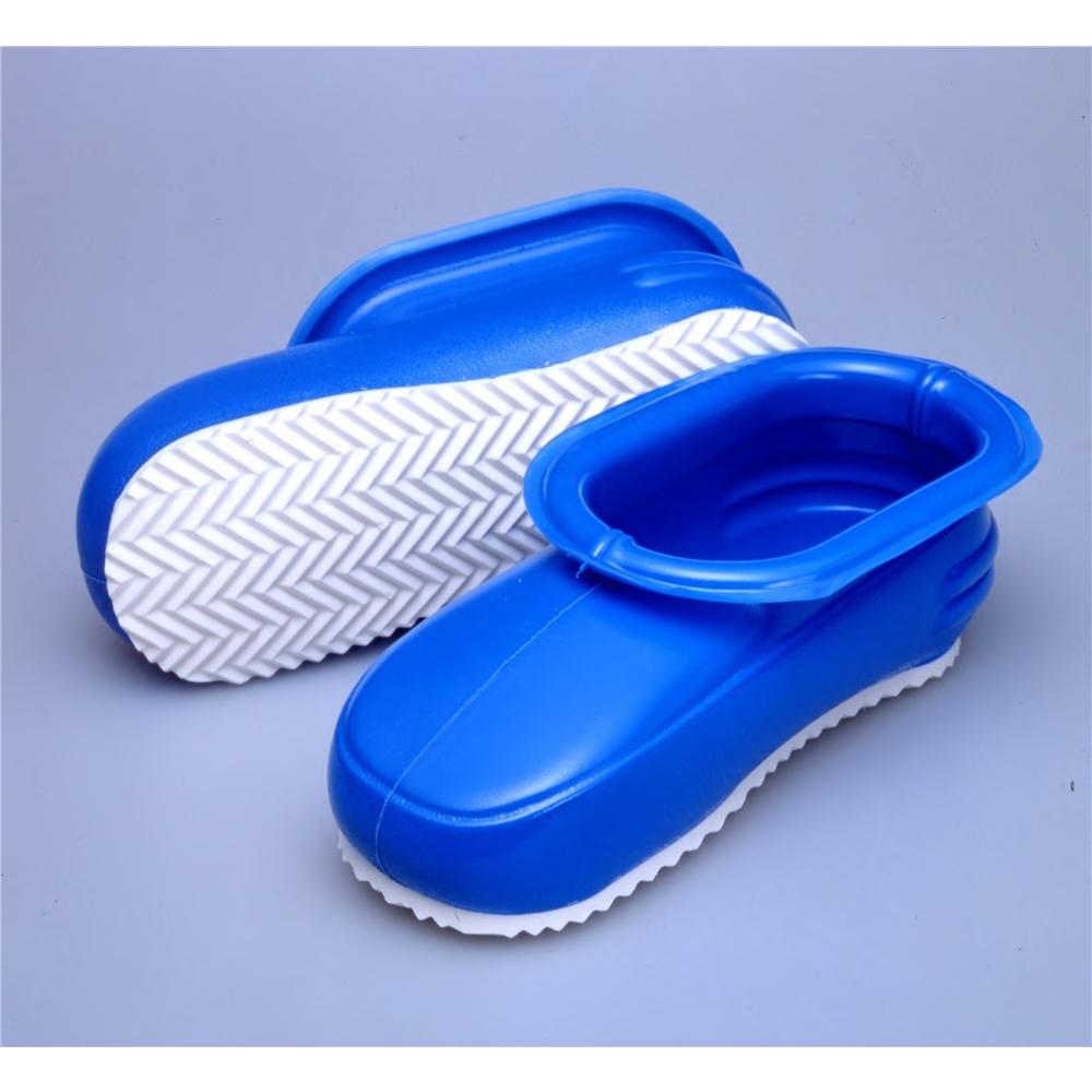 ミツギロン お風呂ブーツ ビッグマンブーツ 新作 ブルー B 購買
