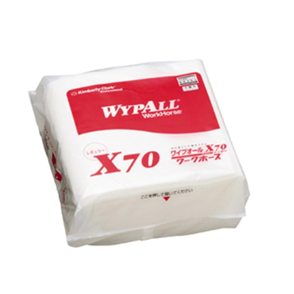 日本製紙クレシア ワイプオールX70 (50枚×18袋) 60570