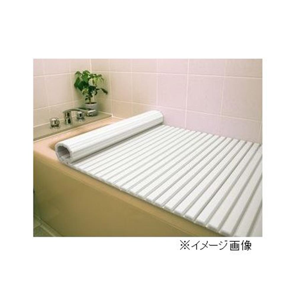 東プレ 数量限定 シャッター風呂ふた 80×160cm用 ホワイト W16 信用 WH