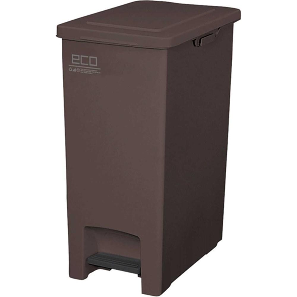 希望者のみラッピング無料 アスベル エバン ペダルペール45L SD 爆安プライス ごみ箱 ブラウン ゴミ箱