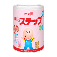 Meiji dairies Meiji step milk 820 g