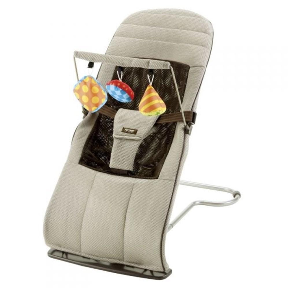 マート リッチェル バウンシングシート おもちゃ付きR 赤ちゃん ベージュ セール 登場から人気沸騰 イス BE チェアー