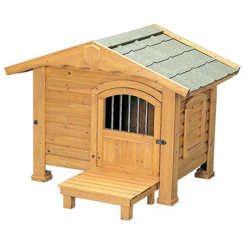 アイリスオーヤマ ロッジ犬舎 RK-950 【Q2】【○】