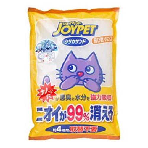 JOYPET シリカサンドクラッシュ(猫砂、ネコ砂) 4.6L 【お一人様6点限り】