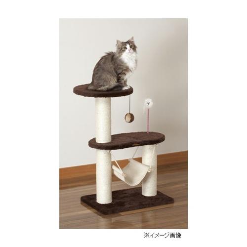 ドギーマンハヤシ キャティースクラッチリビング コンパクトハンモック (猫・ネコ・ねこ・タワー)