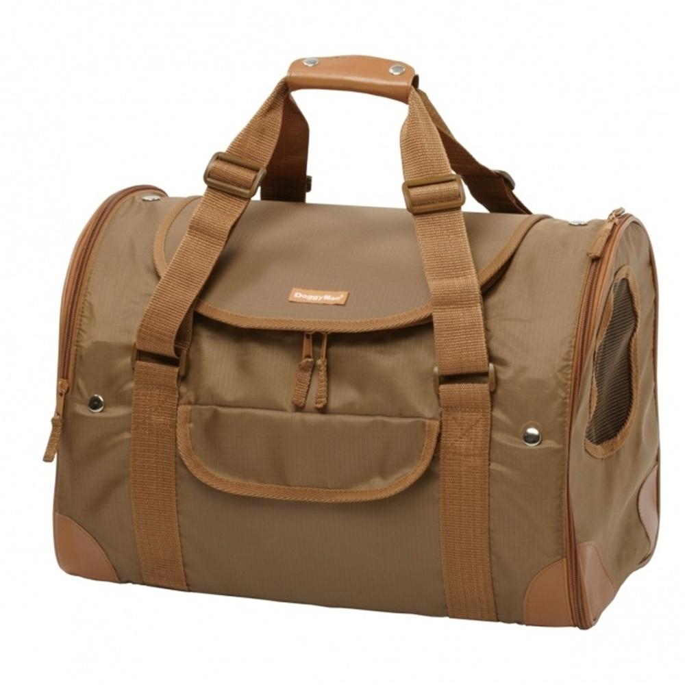6個 茶 (4976555864984×6) Smart 【まとめ売り】ドギーマン チャーミーバッグ
