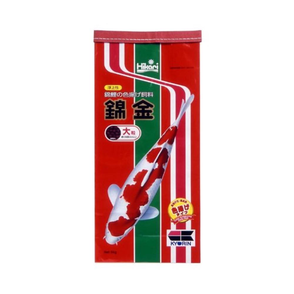 【まとめ売り】キョーリン 錦金 (大粒) 5kg (4971618024824×4個):ホームセンターヤマキシ店