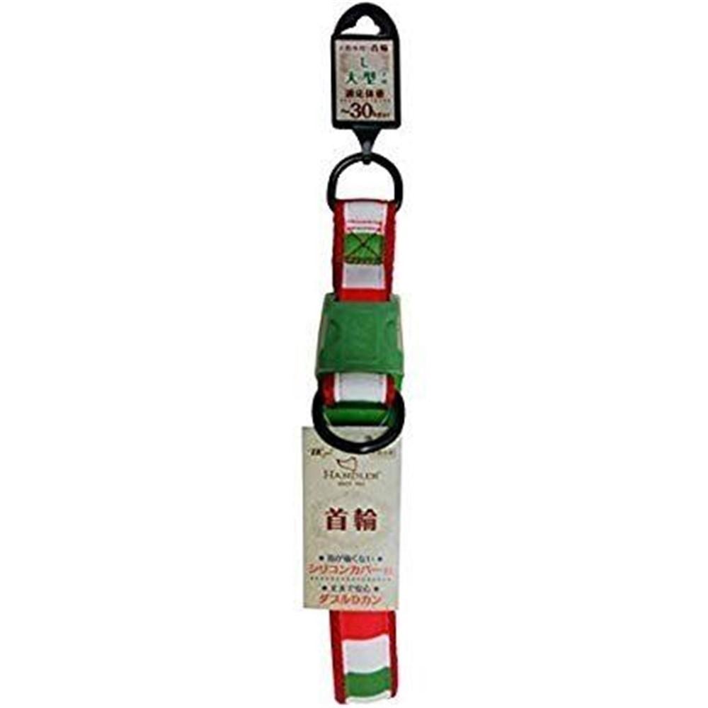 まとめ売り アースペット ワールドポイントWカラー 赤緑L×6個 全商品オープニング価格 店 4975023681641×6