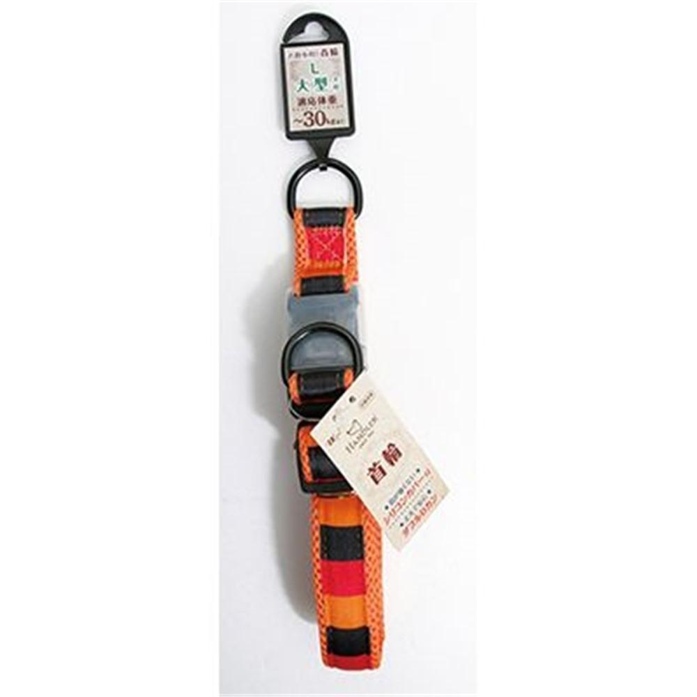 まとめ売り アースペット ワールドポイントWカラー 倉 4975023681658×6 橙黒L×6個 高品質