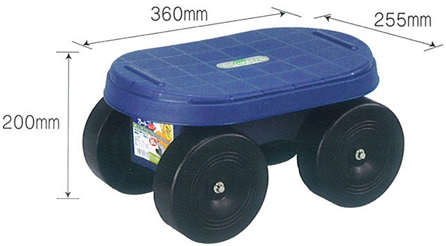 Green pal field cart Jr. Blue