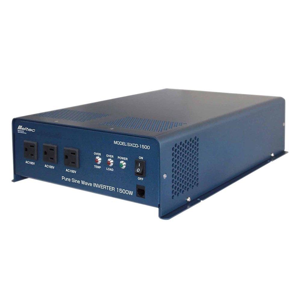 大自工業 正弦波インバーター1500W SXCD-1500
