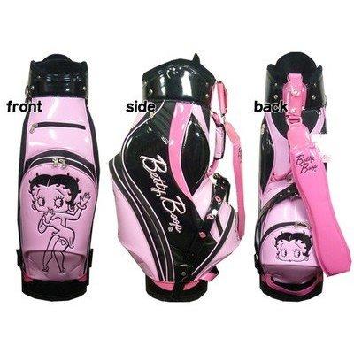 SIS Betty Boop golf bag
