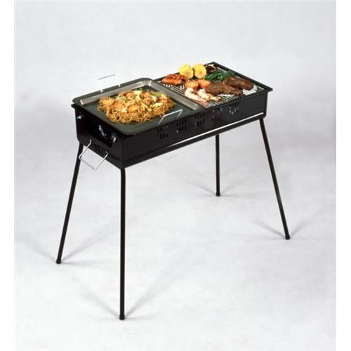 그린 라이프 BBQ 풍로 바베큐 풍로 65 cm철판 CBN-650