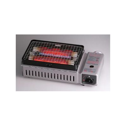 CB-RBT-W Iwatani the General chemical House (aburya) W (cassette type Grill and skewer)