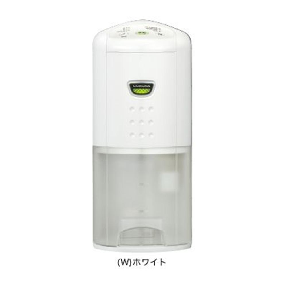 コロナ CORONA スリムタイプ除湿機(除湿器、防カビ、部屋干し、衣類乾燥) CD-P6318-W