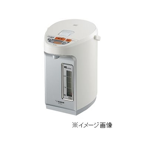 象印 マイコン沸とうVE電気まほうびん 優湯生(ゆうとうせい) 3.0L プライムホワイト CV-WA30WZ