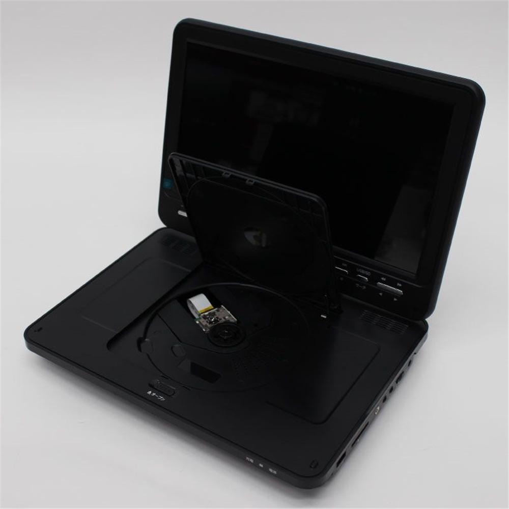 ヒロ・コーポレーション 10.1インチ液晶 フルセグ搭載ポータブルDVDプレーヤー HTA-PD10FS