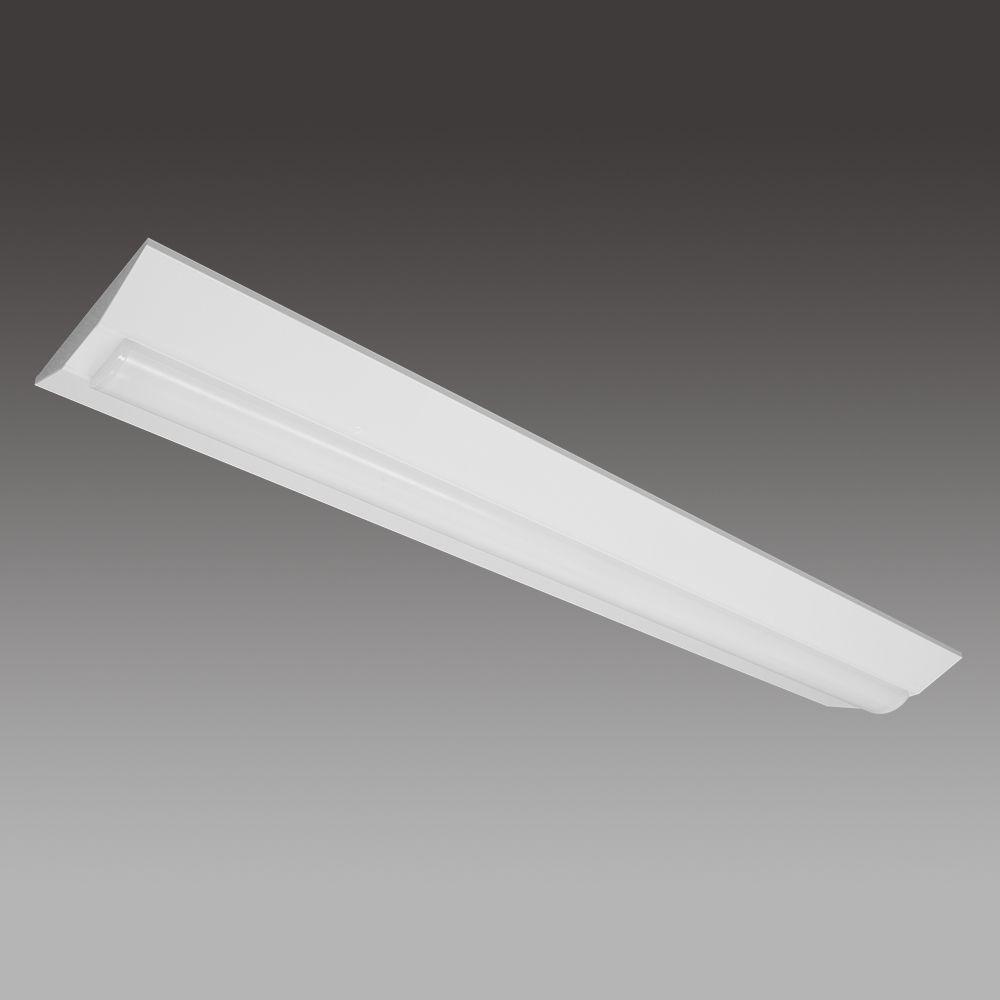 NEC ホタルクス Nuシリーズ LED一体型ベース照明 逆富士型 230mm幅 MVDB40002K1/N-8 【○】
