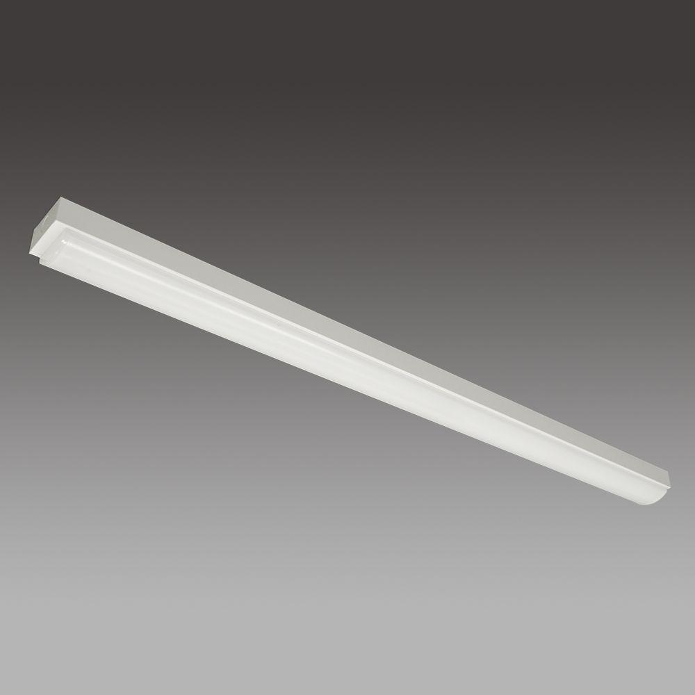 ホタルクス Nuシリーズ LED一体型ベース照明 昼白色 MMDB40003K1/N-8 トラフ形 4000lm NEC