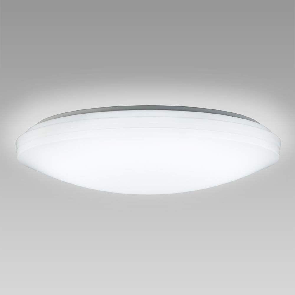 NEC ホタルクス LEDシーリング 12畳 調光 昼光色 リモコン付 HLDZ12208