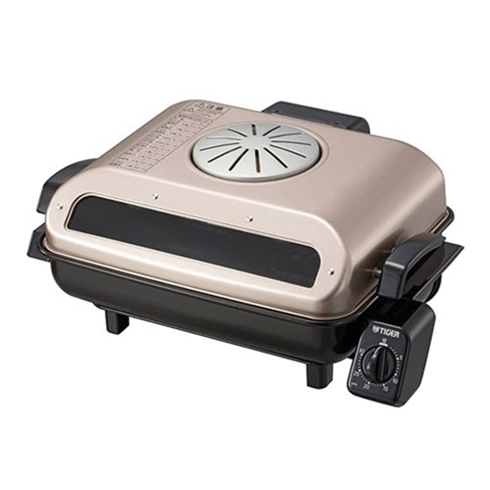 タイガー フィッシュロースター(魚焼き) KFA-H130 TR(ロゼブラウン)