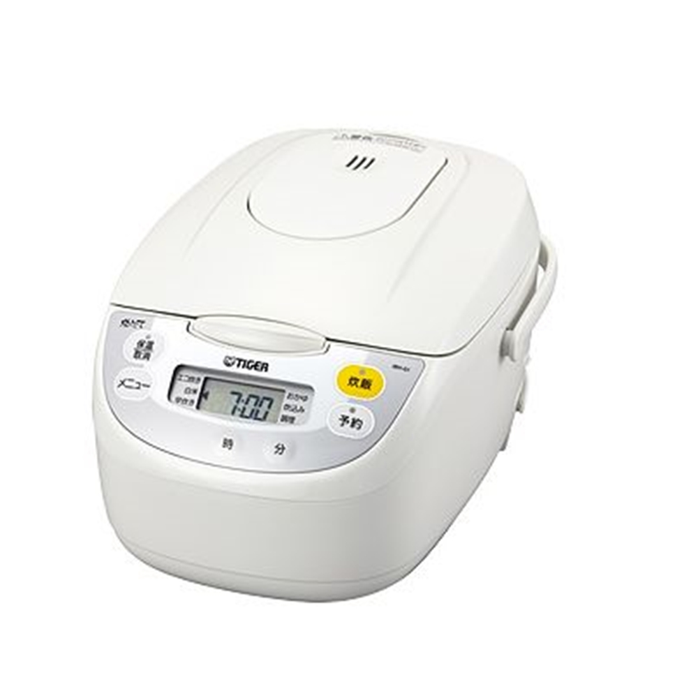 タイガー マイコン炊飯ジャー(炊きたて) 1升炊き ホワイト JBH-G181(W)