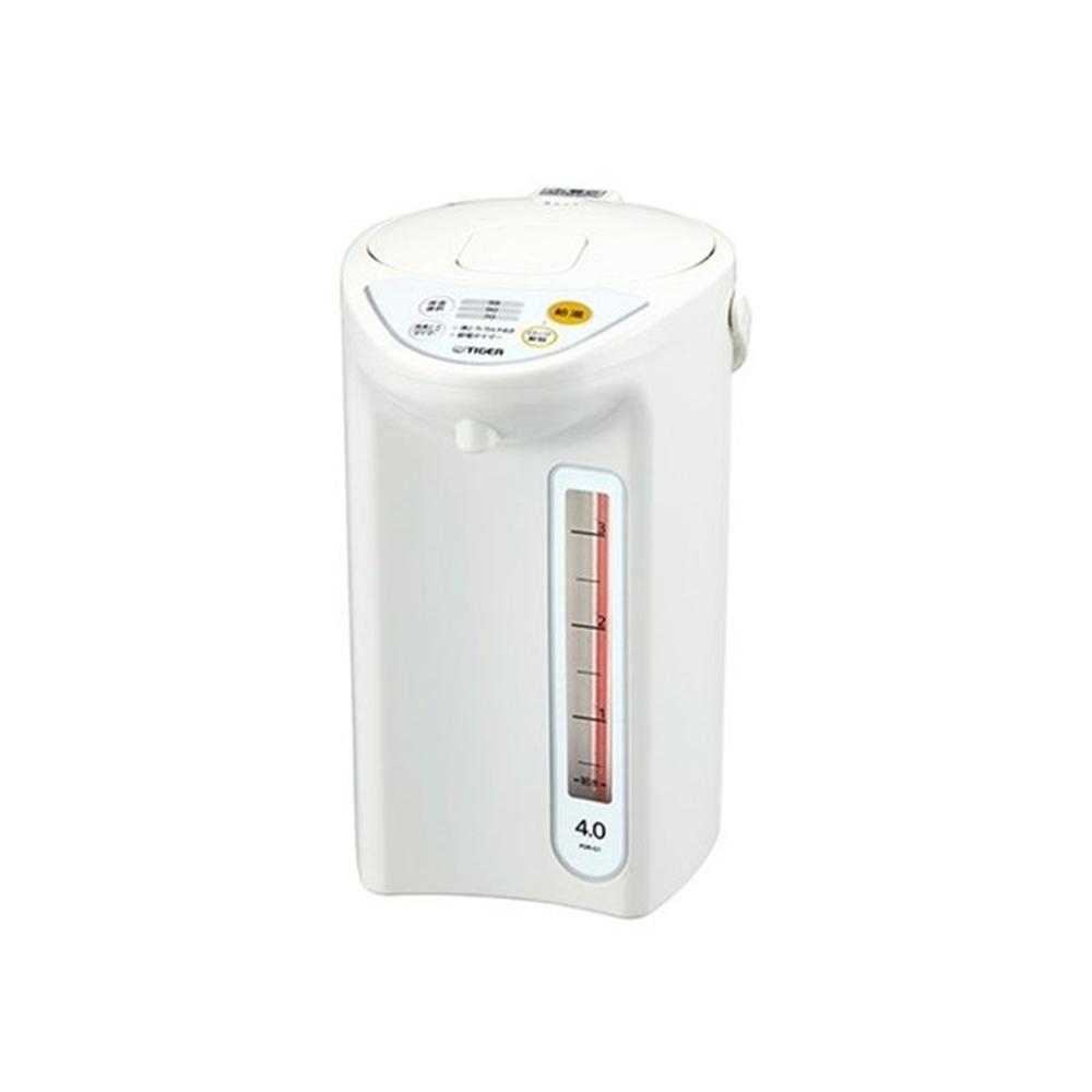 タイガー マイコン電動ポット 4.0L PDR-G401 W(ホワイト)