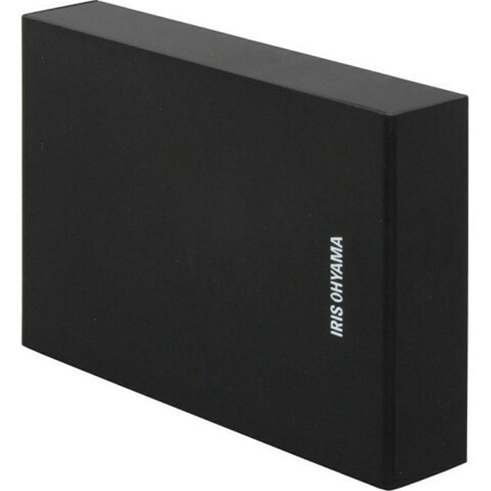 アイリスオーヤマ テレビ録画用 外付けハードディスク3TB LUCA HD-IR3-V1