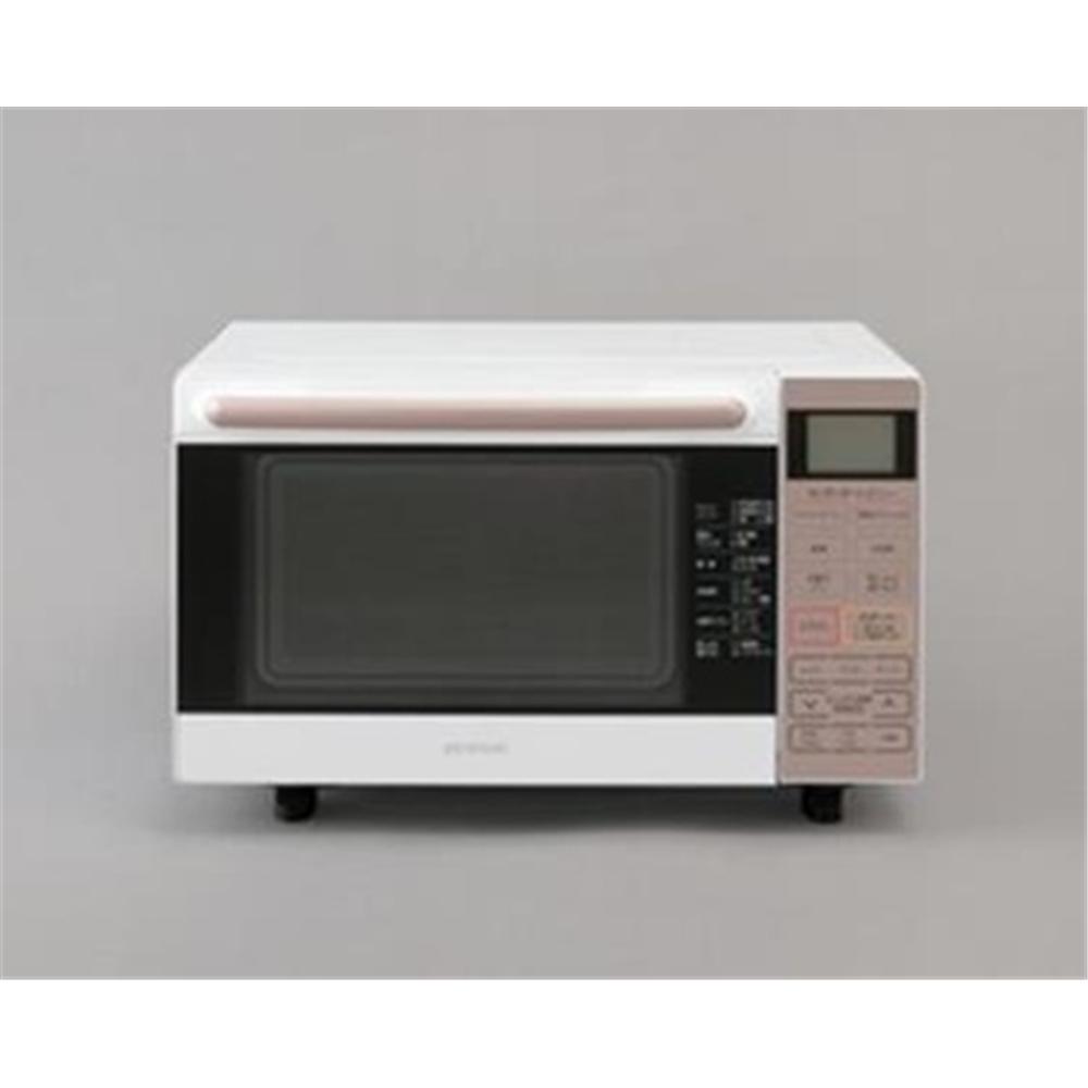 アイリスオーヤマ オーブンレンジ 18L フラットテーブル MO-F1801-WPG